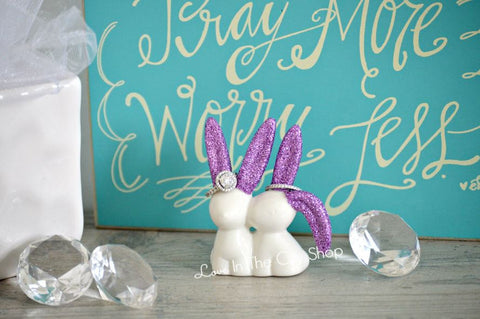 Rabbit Ring Holder - love-in-the-city-shop