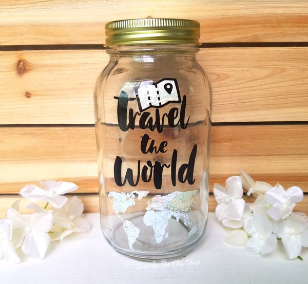 Travel the World Bank - love-in-the-city-shop