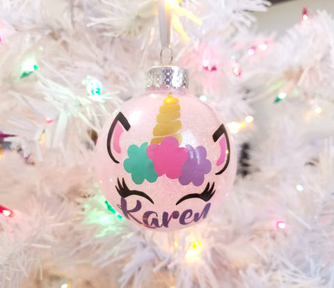 Unicorn Ornament - love-in-the-city-shop