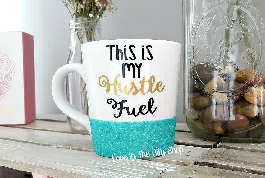 Hustle Coffee Mug - love-in-the-city-shop