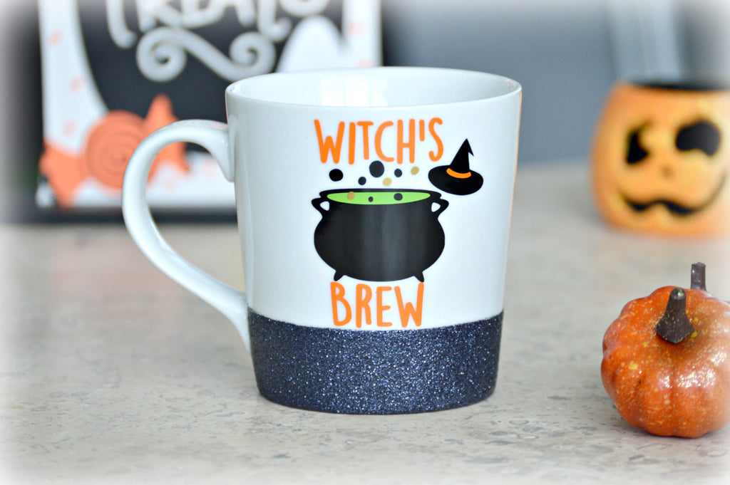 Witch's Brew Coffee Mug / Witch Mug - love-in-the-city-shop