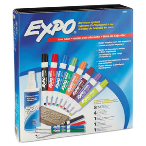 Expo Dry Erase System with 15 Pieces