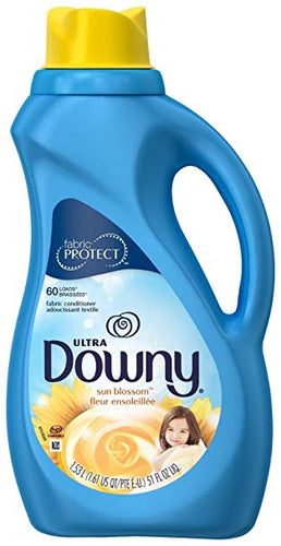 Downy Liquid Fabric Conditioner/Fabric Softener Sun Blossom 60 loads 51 oz.