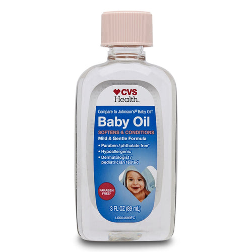 CVS Health Baby Oil 4 oz.
