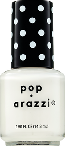 Pop-arazzi Nail Polish Snow Dusting 0.5 oz.