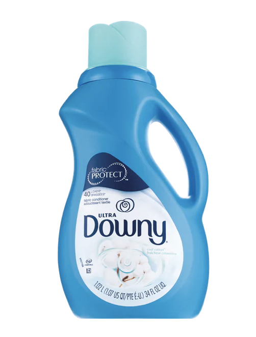 Downy Cool Cotton Liquid Fabric Softener/Conditioner 40 loads