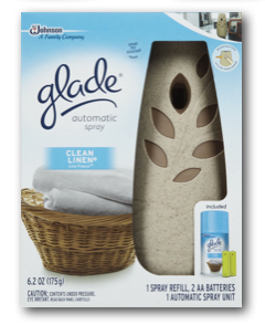 Glade Automatic Spray Starter Kit with Refill and Batteries 6.2 oz.