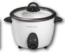 Hamilton Beach 6-Cup Rice Cooker