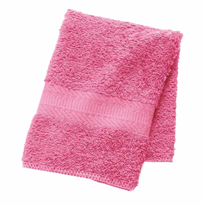 The Big One Wash Cloth Pink