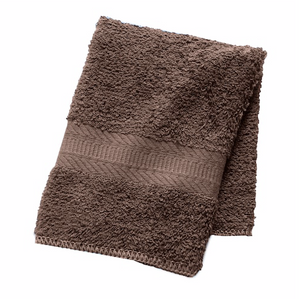 The Big One Wash Cloth Slate Brown