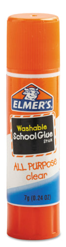 Elmer's single glue stick 0.24 oz.