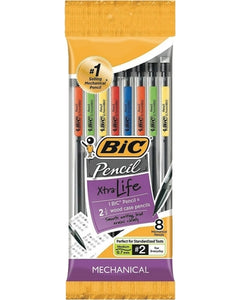Bix Xtra-Life Mechanical Pencil 8 ct.
