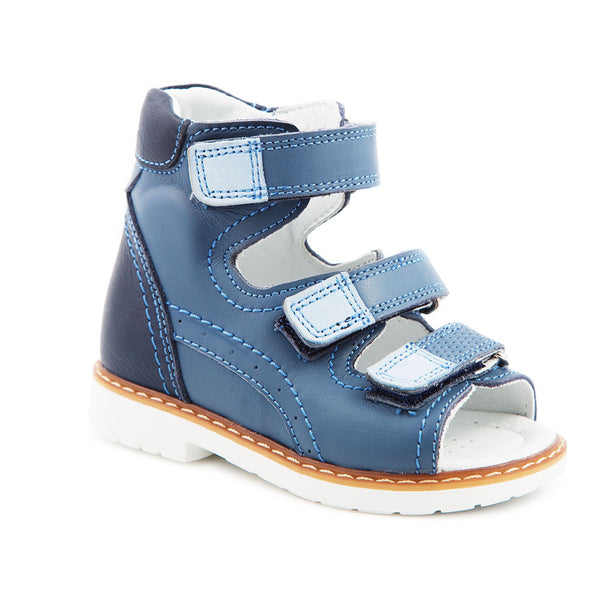 Hero Image for DAINTY LUKE navy high-top sandals