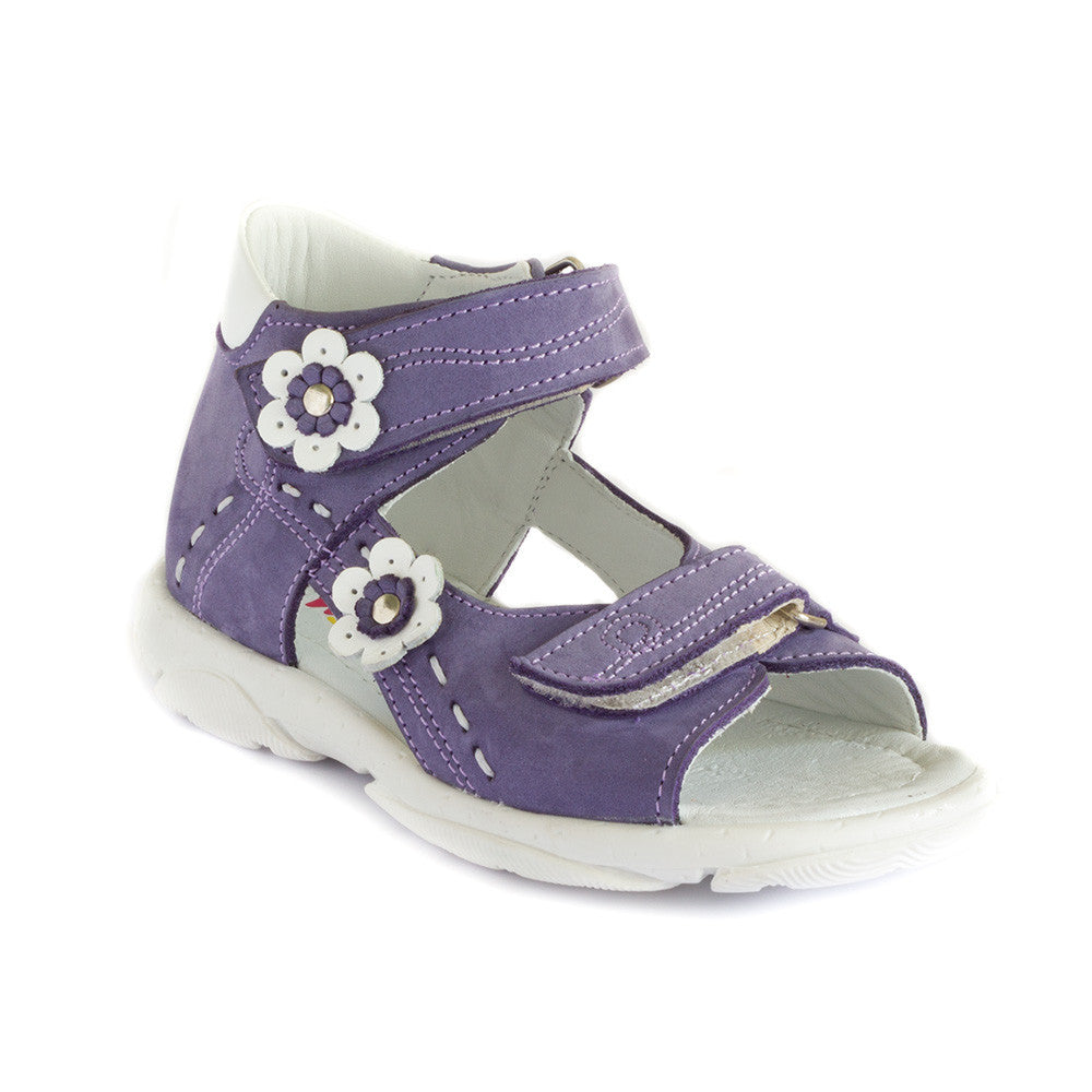 Hero image for PRINCESS VANNIE posh girls' purple nubuck