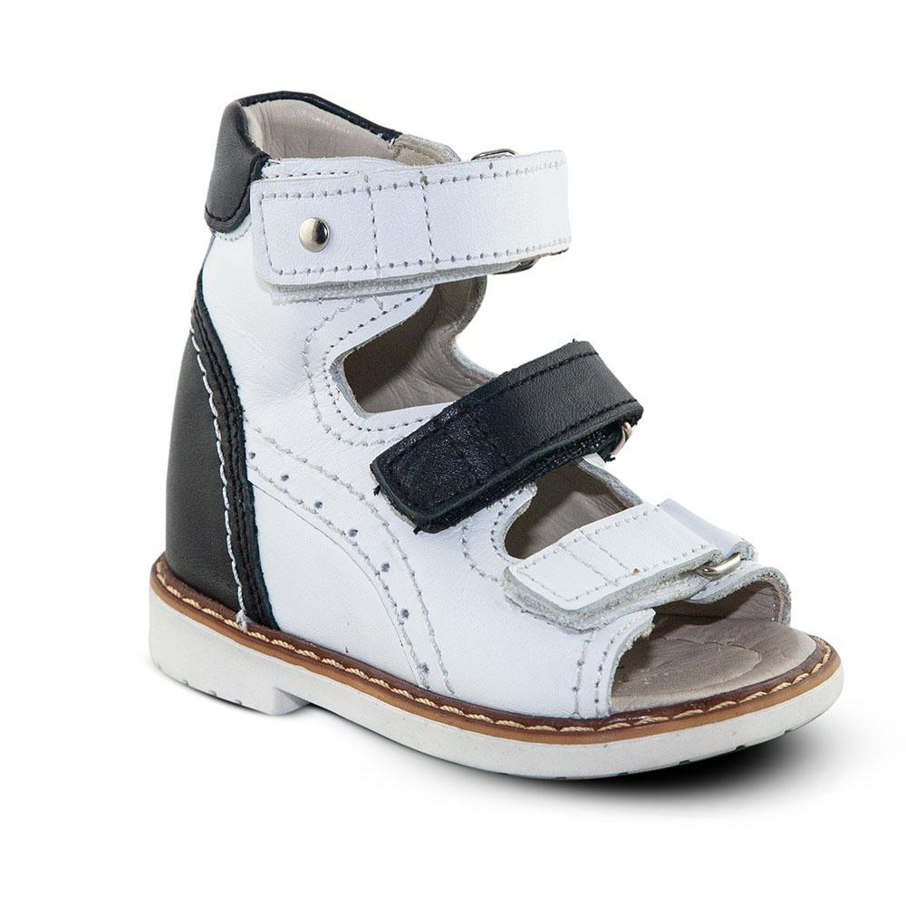 Hero Images for JONATHAN SUAVE black and white high-top sandals