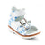 Hero Image for WILLOW FORGET-ME-NOT printed supportive sandals