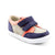 Hero Image for JACKSON ORANGE navy and orange plimsolls
