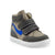 Hero Image for NOAH SHARK grey orthopaedic high-top sneakers