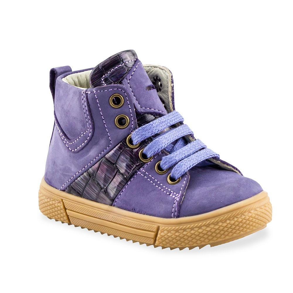 Hero Image for Sassy Zoey plummy orthopaedic high-top sneakers