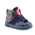 Hero Image for ROWDY CHARLES navy orthopaedic high-top sneakers