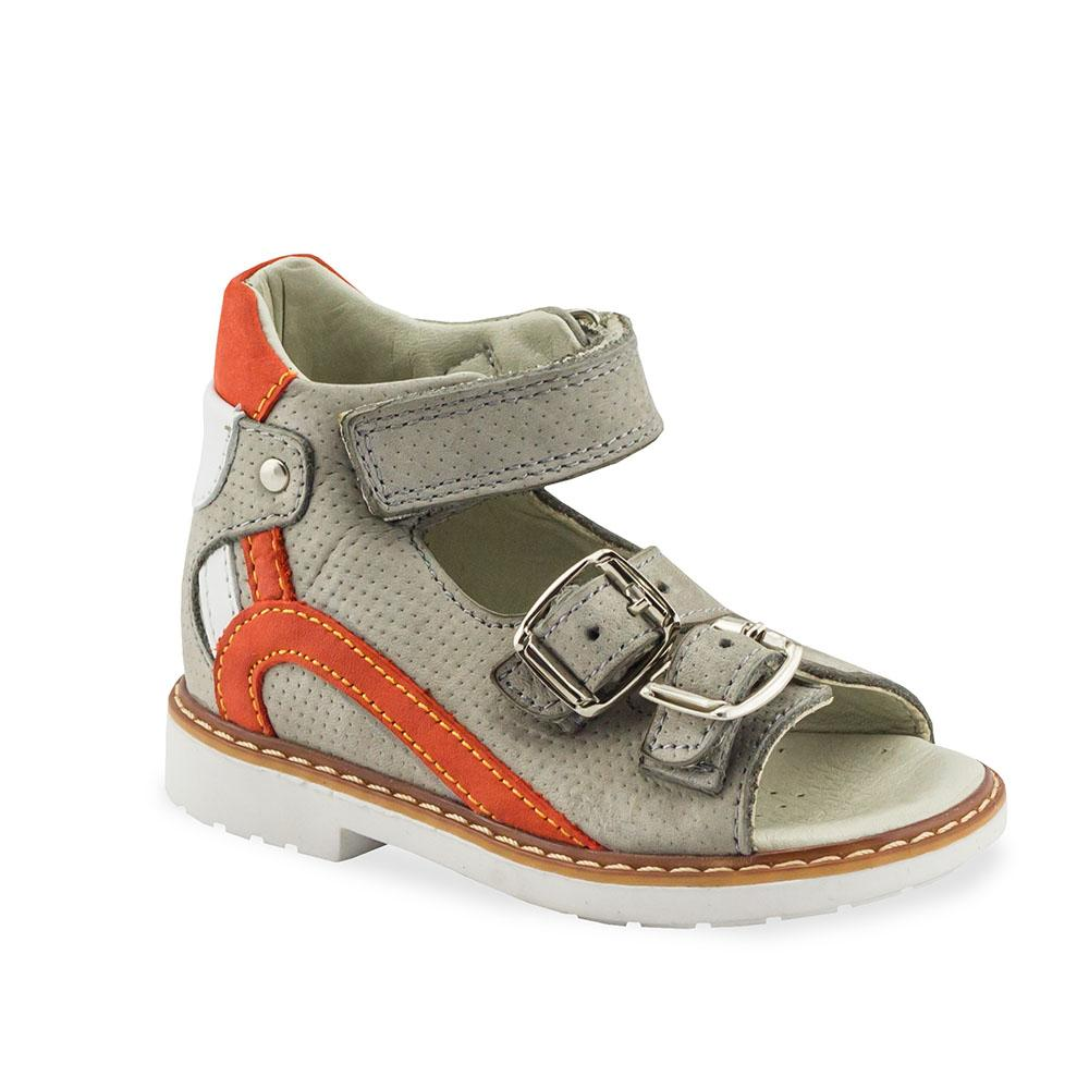 Hero Image for MATT G. HARDY grey orthopaedic sandals