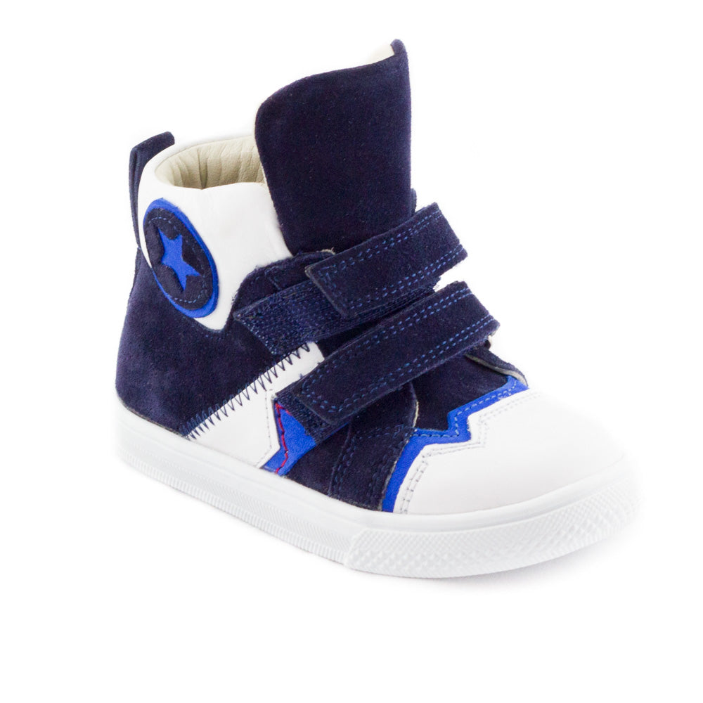 Hero Image for SPEEDY JAKE stylish high-top sneakers
