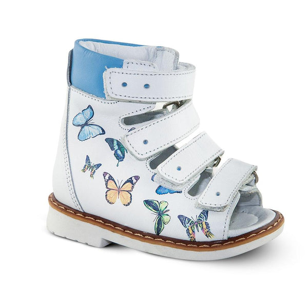 Hero Image for BINDI BLUES patterned orthopedic high-tops