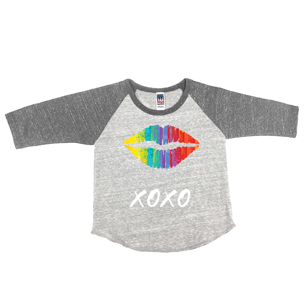XOXO Lips infant