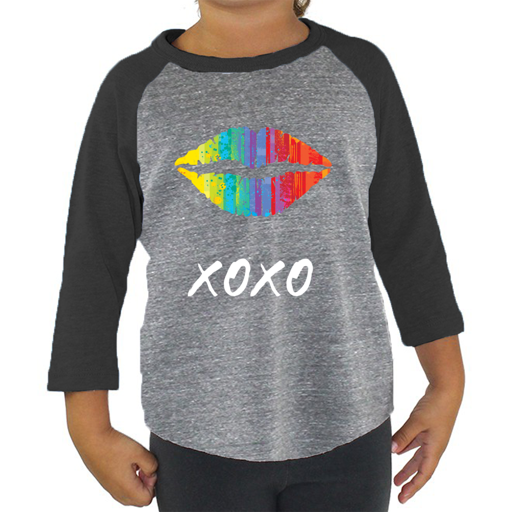 XOXO Lips Toddler