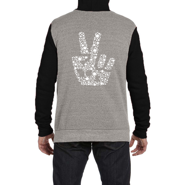Peace sign Hoodie (Adult)