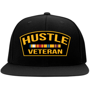 Hustle Veteran Hat