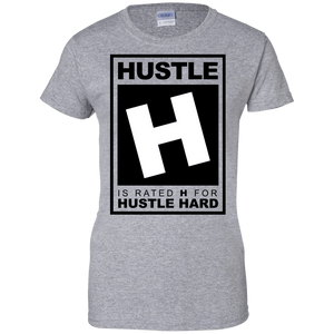 Hustle Rated H Women's Shirt