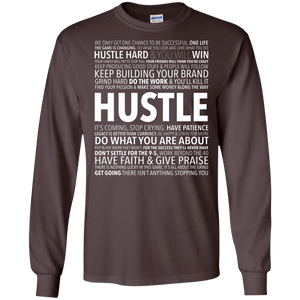 One Life to Hustle Long Sleeve Shirt