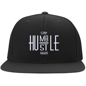 Stay Humble, Hustle Hard Hat