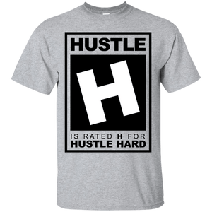 Hustle Rated H Shirt