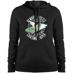 Always Hustle, Chasing Paper Women's Hoodie