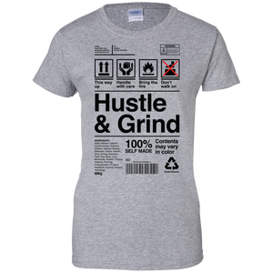 Hustle & Grind Label Women's Shirt