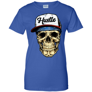 Hustle til I Die Women's Shirt