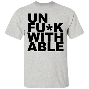 UNFU*KWITHABLE Shirt