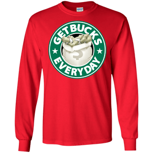 GetBucks Everyday Long Sleeve Shirt