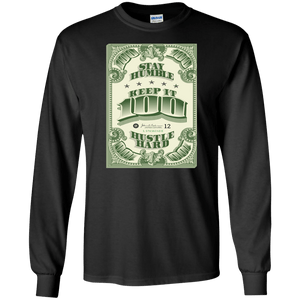 Keep it 100 - Money Edition - Long Sleeve Shirt