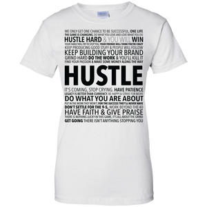 One Life to Hustle Women's Shirt