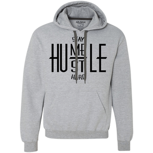 Stay Humble, Hustle Hard Hoodie