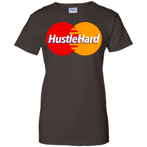Hustle Hard Parody Women's Shirt
