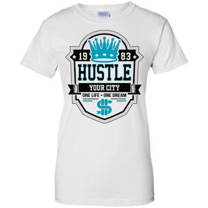 Crown Hustle Women's Shirt