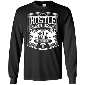 Hustle Original Long Sleeve Shirt