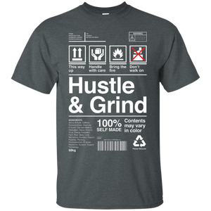 Hustle & Grind Label Shirt