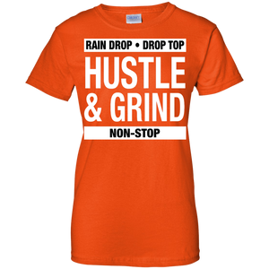 Rain Drop Hustle & Grind Women's Shirt