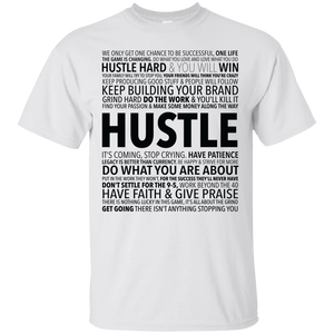 One Life to Hustle Shirt