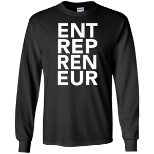 ENTREPRENEUR Long Sleeve Shirt